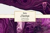 Strata Amethyst Purple Agate Textures