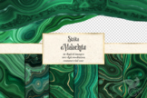 Strata Malachite Textures
