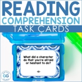 Strategic Reader Question Cards - Fiction Task Cards