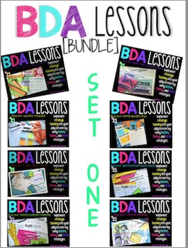 Strategic Teaching Lessons: BUNDLED (Set 1)