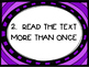 Strategies For Close Readers