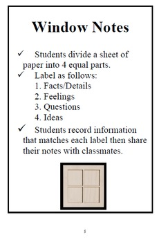 Strategies That Work - Sample Category (Grouping and Cooperative Learning)