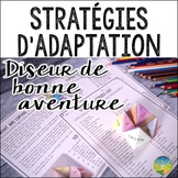 Stratégies d'adaptation - Coping Strategies Fortune Teller (French Version)