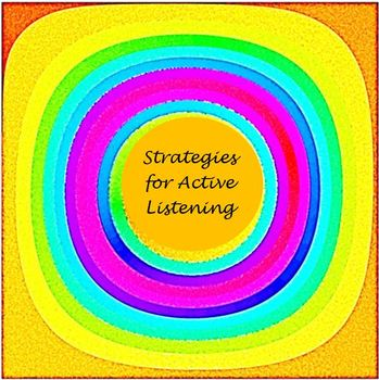 Strategies for Active Listening and Connecting