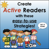 Create Active Readers with these Strategies