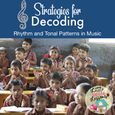 Strategies for Decoding Rhythm and Tonal Patterns in Music using Beat Chants