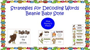 "Strategies for Decoding with ""Beanie Babies"""
