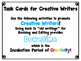 Strategies for GATE Thinkers Bundle - Creative Writers and