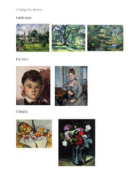 Strategies for Looking at Art with Students