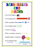 Strategies for Maths