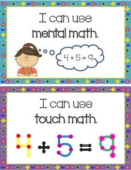 Strategies for Solving Math Problems: Addition and Subtraction