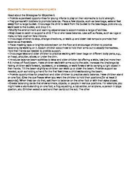 Strategies for TSG