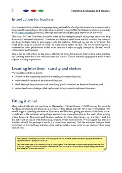 Strategies for making informed decisions (Year 5)