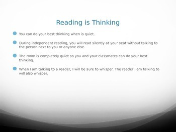 Strategies for reading and skills for text dependent questions