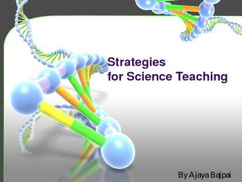 Strategies for teaching Science