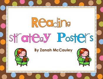 Strategies in Reading Posters (Dots on Chocolate)