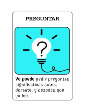 Strategies that work posters translated to Spanish!