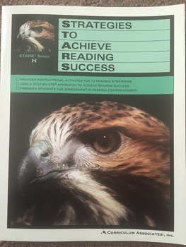 Strategies to Achieve Reading Success : Book H