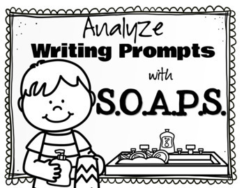 Creative Writing Skills - SOAPS (Speaker-Occasion-Audience-Purpose-Subject)