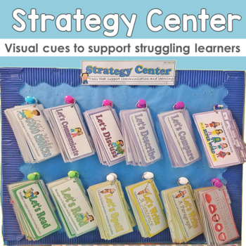 Strategy Center: Visual Cues to Support Struggling Learners