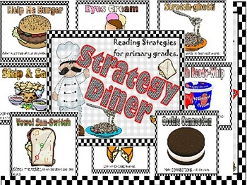 Strategy Diner (Guided Reading Strategies)