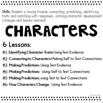 Strategy Groups Lessons Fiction 3rd Grade