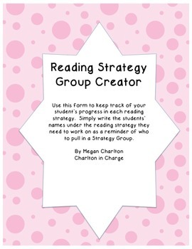 Strategy Groups Planning