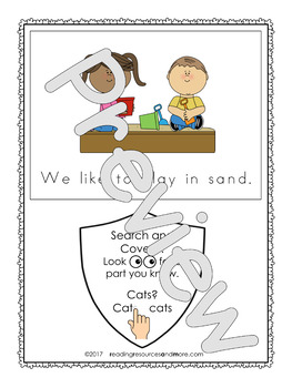 Strategy Kit for Beginning and Struggling Readers