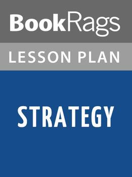 Strategy Lesson Plans