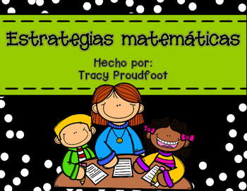 Strategy Posters for Addition (SPANISH)