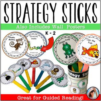 Decoding Strategy Sticks