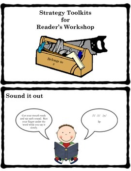 Strategy Toolkit for Reader's Workshop