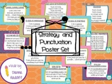 Strategy and Punctuation Posters