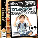 Devenir un bon lecteur #4: Stratégies de compréhension