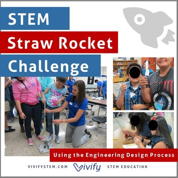 Straw Rocket STEM Challenge (Forces & Motion, Variables)