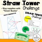 Straw Tower STEM Challenge