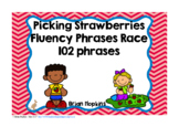 Strawberries Fluency Phrases Race