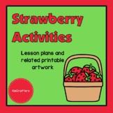Strawberries Theme Unit