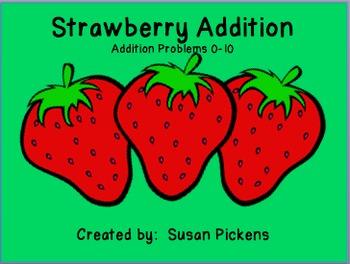 Strawberry Addition (Addition Problems +0 through +9)