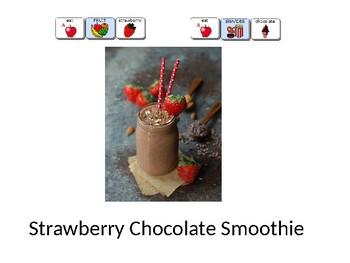 Strawberry Chocolate Smoothie