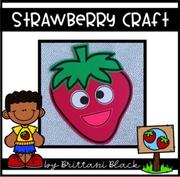 Strawberry Craft and Writing