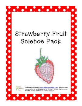 Strawberry Fruit Science Pack