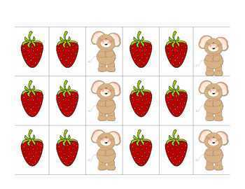 Strawberry Math