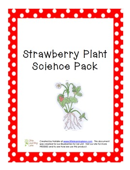 Strawberry Plant Science Pack