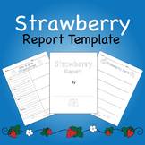 Strawberry Report Template