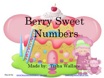Strawberry Shortcake Numbers 1 - 120