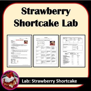 Strawberry Shortcake Recipe,  FACS FCS