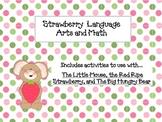 Strawberry & Spring Math and Language Arts