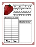 Strawberry Survey and Graph