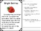 Strawberry Themed RI 2.6 Author's Purpose: Explain, Describe, Answer